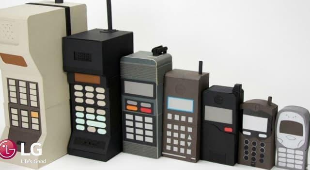 Historia Pregunta Trivia: ¿Quién inventó el primer teléfono móvil?
