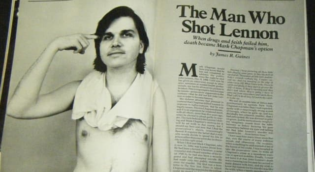 History Trivia Question: What book was Mark David Chapman reading when he was arrested after he had killed John Lennon?