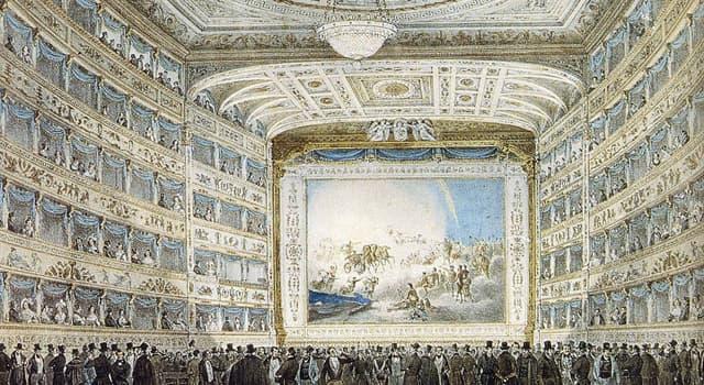 Kultur Wissensfrage: Welche Stadt in Europa hat sein Januar 2018 die meisten Operngesellschaften?