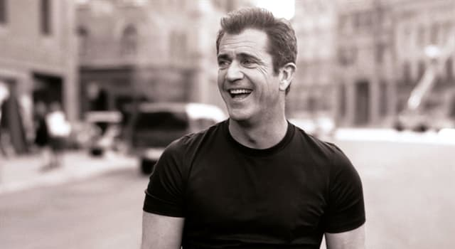 Society Trivia Question: What is Mel Gibson's middle name?