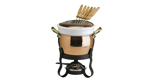 Culture Trivia Question: What is the main ingredient in a traditional Swiss fondue?