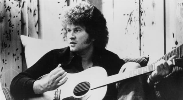 Culture Trivia Question: What nationality is singer-songwriter Terry Jacks?