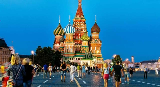 History Trivia Question: When did Mathias Rust illegally land at the Red Square in the capital of the Soviet Union?