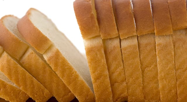 Culture Trivia Question: When was the first machine sold that could slice and wrap a loaf of bread?
