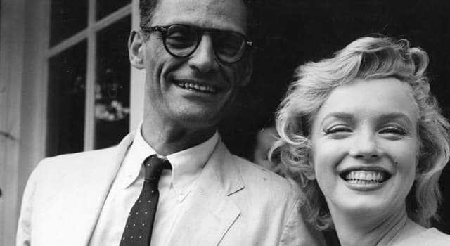 Movies & TV Trivia Question: Which film starring Marilyn Monroe was written by Arthur Miller in 1961?