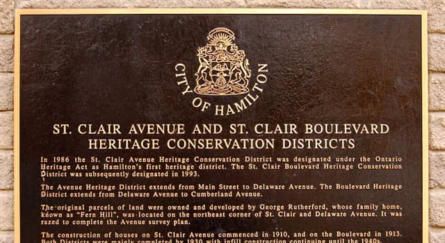 History Trivia Question: In which industry did St. Clair Balfour III distinguish himself?