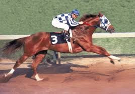 History Trivia Question: Which jockey rode Secretariat to horse racing's Triple Crown in 1973?