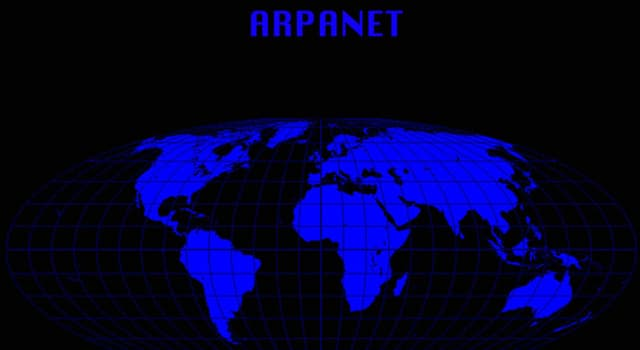 Science Trivia Question: Which system of communication developed from ARPANET?