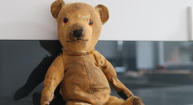 History Trivia Question: Who invented the teddy bear soft toy?