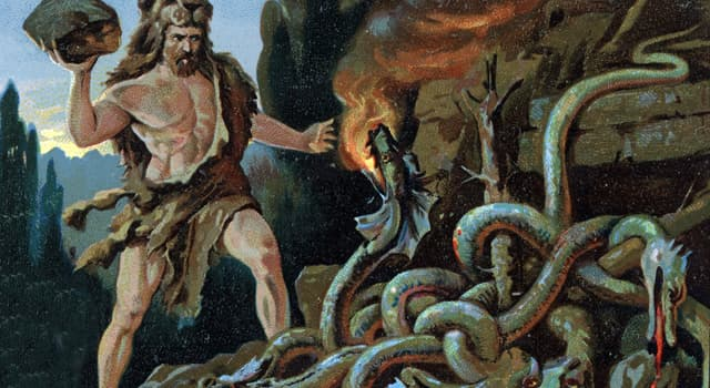 History Trivia Question: Who is the Greek counterpart of Hercules?