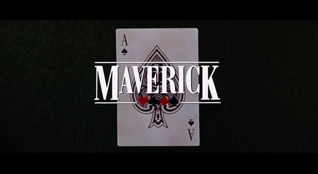 "Movies & TV Trivia Question: Who played Beau Maverick on the TV Western comedy series ""Maverick""?"