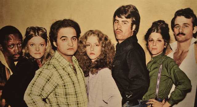 Movies & TV Trivia Question: Who was the host of the first episode of Saturday Night Live?
