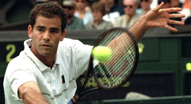 Sport Trivia Question: 14-times Grand Slam tennis champion Pete Sampras failed to win the men's singles title of which tournament?