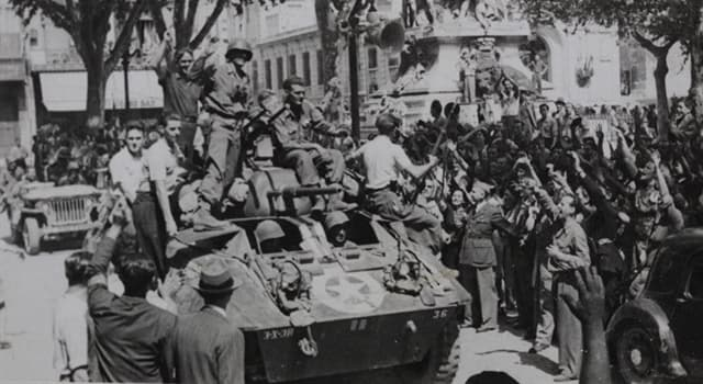 Historia Pregunta Trivia: ¿A qué acción de la segunda guerra mundial se la llamo Operación Underworld?