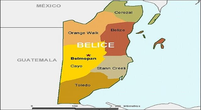 Historia Pregunta Trivia: ¿A qué país perteneció hasta 1893, el territorio de Belice?