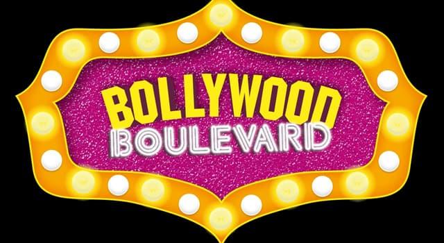 Películas y TV Pregunta Trivia: ¿ A qué país pertenece la industria cinematográfica denominada Bollywood?