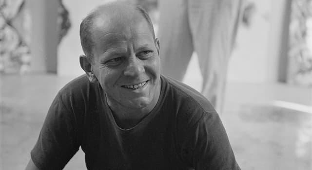 Cultura Pregunta Trivia: ¿A qué se dedicó Jackson Pollock?