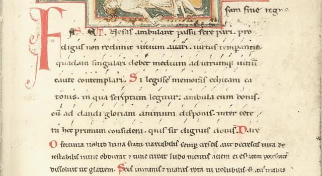 """Cultura Pregunta Trivia: ¿A qué grupo de escritores medievales se les atribuye ser los autores de los poemas denominados """"Carmina Burana""""?"""
