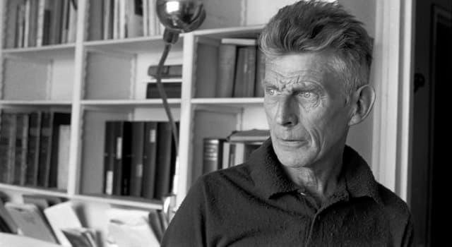 Cultura Pregunta Trivia: ¿A quién esperan Vladimir y Estragon, los protagonistas de una obra de Beckett?