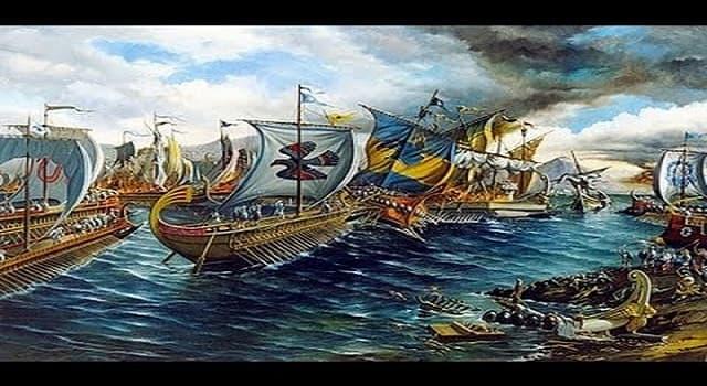 Historia Pregunta Trivia: ¿A quiénes derrotaron los griegos en la batalla de Salamina?