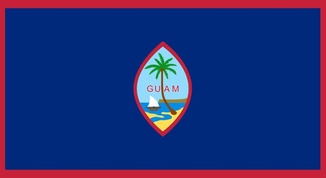 Geography Trivia Question: In addition to English, which language is officially spoken on the island of Guam?