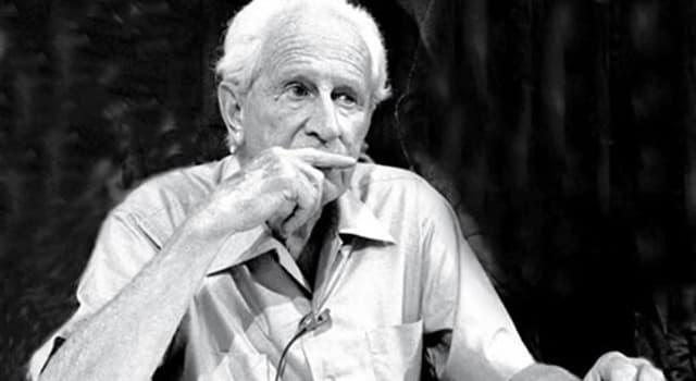 Cultura Pregunta Trivia: ¿Cómo es el hombre, según la obra de Herbert Marcuse?