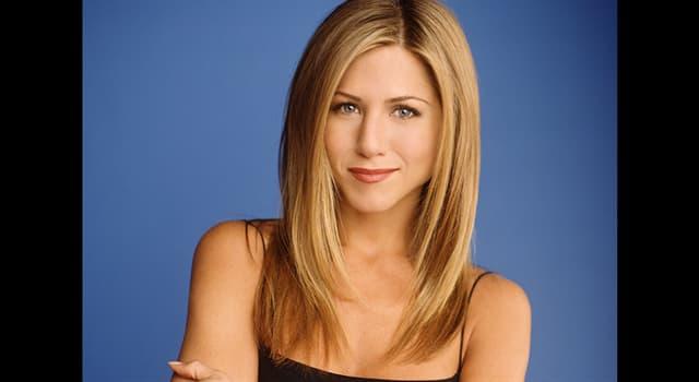 """Películas y TV Pregunta Trivia: En la famosa serie """"Friends""""¿Cuál es el nombre del personaje que interpreta Jennifer Joanna Anniston?"""