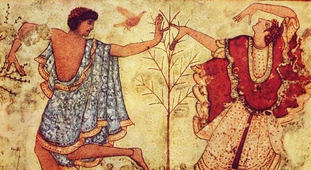 Historia Pregunta Trivia: ¿Cómo se llamaba al rey de los etruscos?