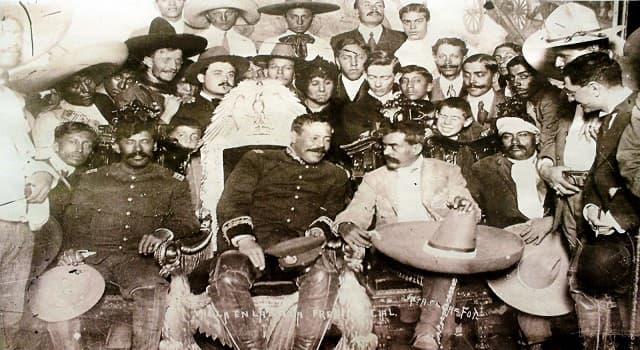 Historia Pregunta Trivia: ¿Con qué seudónimo era conocido José Doroteo Arango Arámbula?