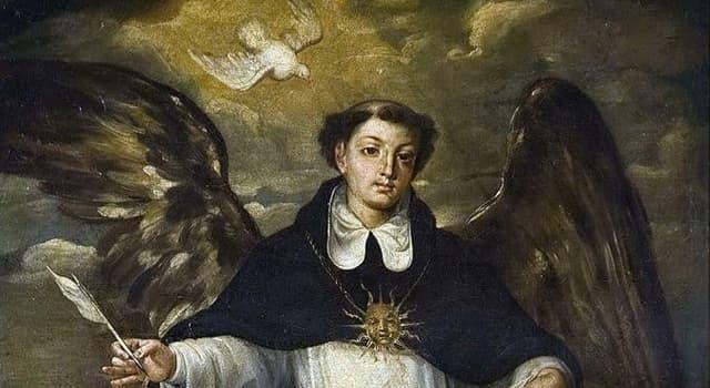 Historia Pregunta Trivia: ¿Con qué título fue proclamado por la Iglesia Católica Santo Tomás de Aquino?