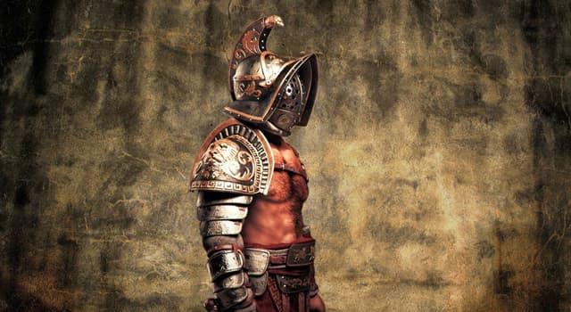 Historia Pregunta Trivia: ¿Cuál de estos cuatro personajes históricos que inspiraron el personaje protagonista de la película El Gladiador, asesinó al emperador Cómodo?