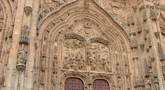 Historia Pregunta Trivia: ¿Cuál de las siguientes construcciones es considerada una joya del estilo plateresco?