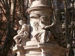 Geografía Trivia: ¿Cuál de las siguientes fuentes no está ubicada en la ciudad de Roma?