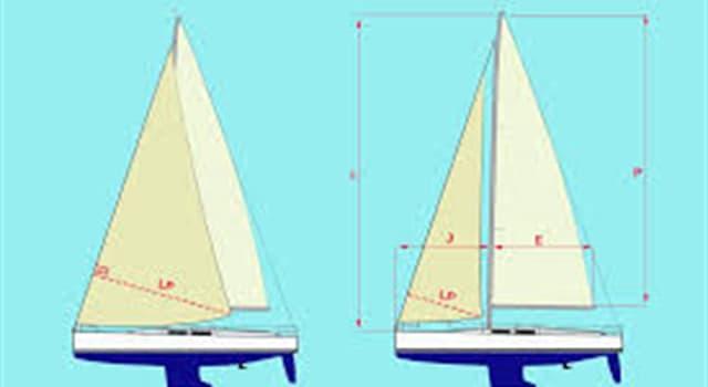 Cultura Pregunta Trivia: ¿Cuál de los siguientes elementos no forma parte del velamen de una embarcación?