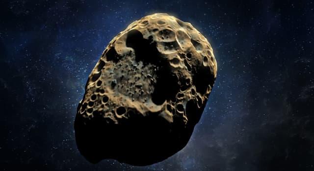Historia Pregunta Trivia: ¿Cuál de los siguientes objetos astronómicos fue descubierto primero?