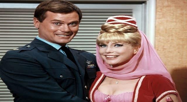 """Películas y TV Pregunta Trivia: ¿Cuál era el nombre del personaje que interpretó Larry Hagman en la serie """"MI bella genio""""?"""