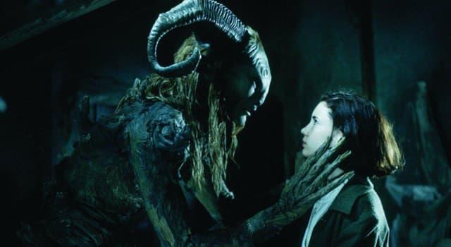 Películas y TV Pregunta Trivia: ¿Cómo se llama el director de la película El laberinto del fauno?