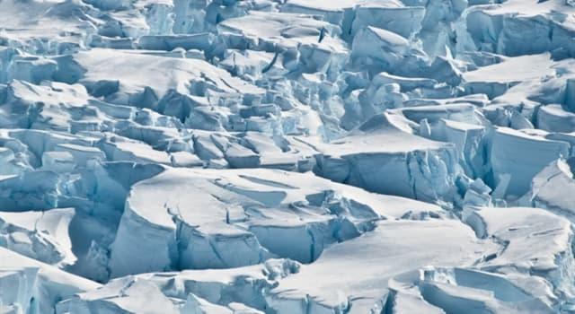 Geografía Pregunta Trivia: ¿Cuál es el lugar más frío de la tierra?
