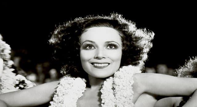 Películas y TV Pregunta Trivia: ¿Cuál es el nombre de la actriz de esta imagen?