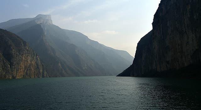Geografía Pregunta Trivia: ¿Cuál es el río más largo de Asia?
