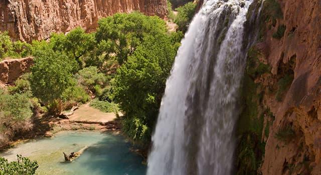 Geografía Pregunta Trivia: ¿Cuál es el salto de agua más alto del mundo?
