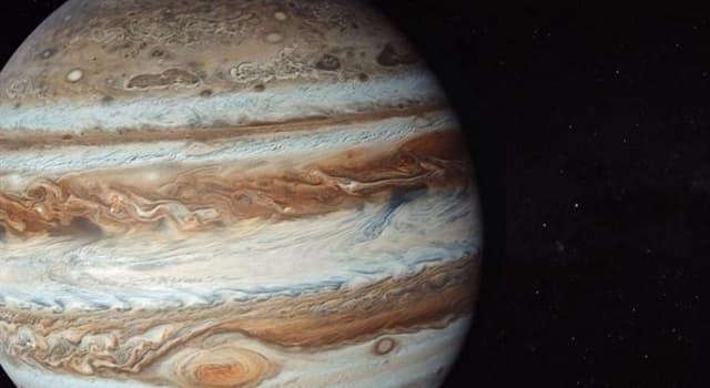 Сiencia Pregunta Trivia: ¿Cuál es el sexto satélite natural de Júpiter?