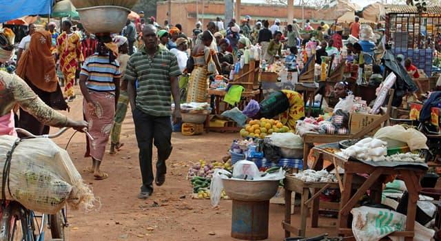 Geografía Pregunta Trivia: ¿Cuál es la capital de Burkina Faso?