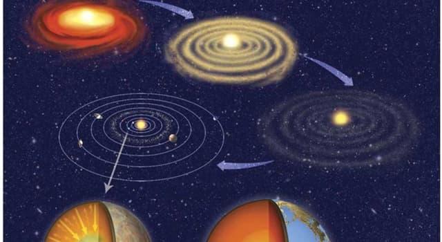 Сiencia Pregunta Trivia: ¿Cuál es la edad del planeta Tierra?