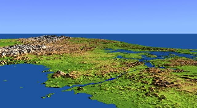 Geografía Pregunta Trivia: ¿Cuál es la longitud del Canal de Panamá?