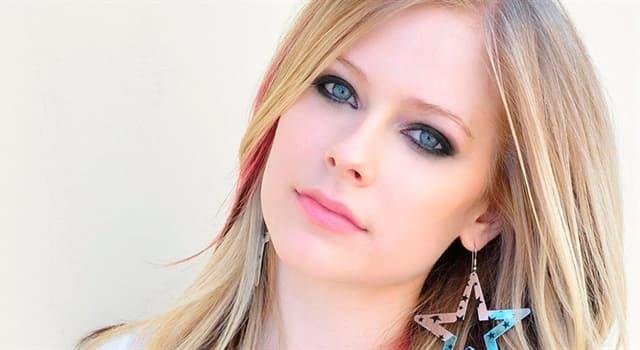 Cultura Pregunta Trivia: ¿Cuál fue el álbum debut de la cantante canadiense Avril Lavigne?