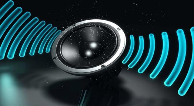 Сiencia Pregunta Trivia: ¿Cuál ha sido el sonido más fuerte registrado hasta el día de hoy?