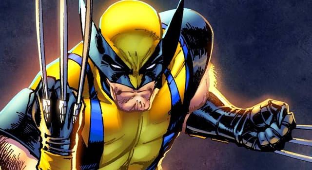 Películas y TV Pregunta Trivia: ¿En qué año aparece por primera vez en los cómics de Marvel el personaje llamado Wolverine?