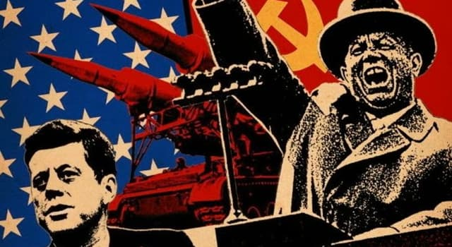 Historia Pregunta Trivia: ¿Cuántos años duró la Guerra Fría?