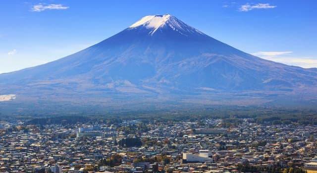 Geografía Pregunta Trivia: ¿Cuántos volcanes siguen activos en el mundo?